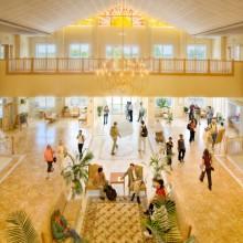 Inside the Argiro Student Center