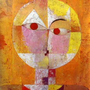 Senicio by Paul Klee