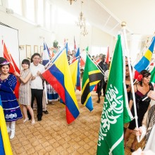 Cultural flags
