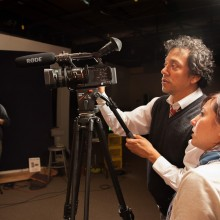 Creative Film Making class