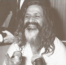 Maharishi Mahesh Yogi - speaking in Sydney 1967