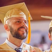 MUM graduate