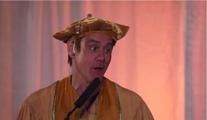 Jim Carrey funny face