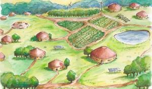 Yurtville plan
