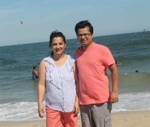 Ganesh-on-beach