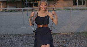 PHD student Krista Noble