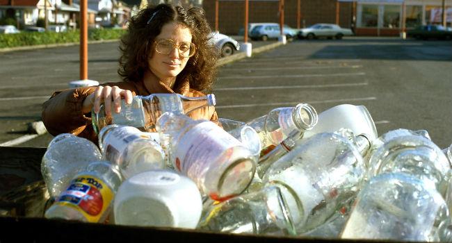 Seattle_-_Woman_recycling_glass_1990