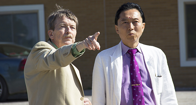 Dr Hatoyama SLC Visit