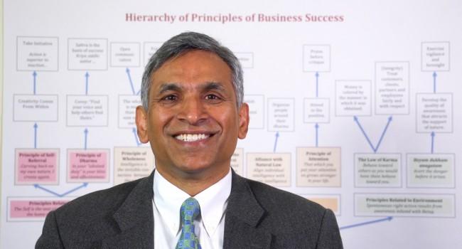 Anil Maheshwari Maharishi University of Management