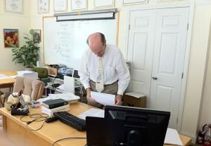 Travis-office