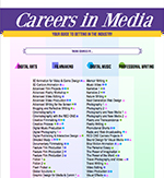 Get a 'Media Careers' Infographic