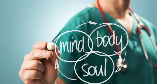 Holistic approach mind body and soul