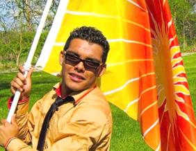 Ivan Garcia MUM Undergraduate Student San Francisco Quiet Time Graduate