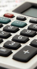 Financial aid calculator