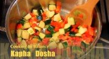 Ayurvedic Cooking for Kapha Dosha