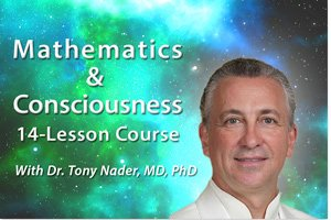 Mathematics & Consciousness, 14-Lesson Course with Dr. Tony Nader, MD, PhD * image of Dr. Nader