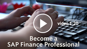 video on Becoming a SAP Finance Professional
